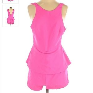 NWT Finders Keepers Pink Romper- Size M
